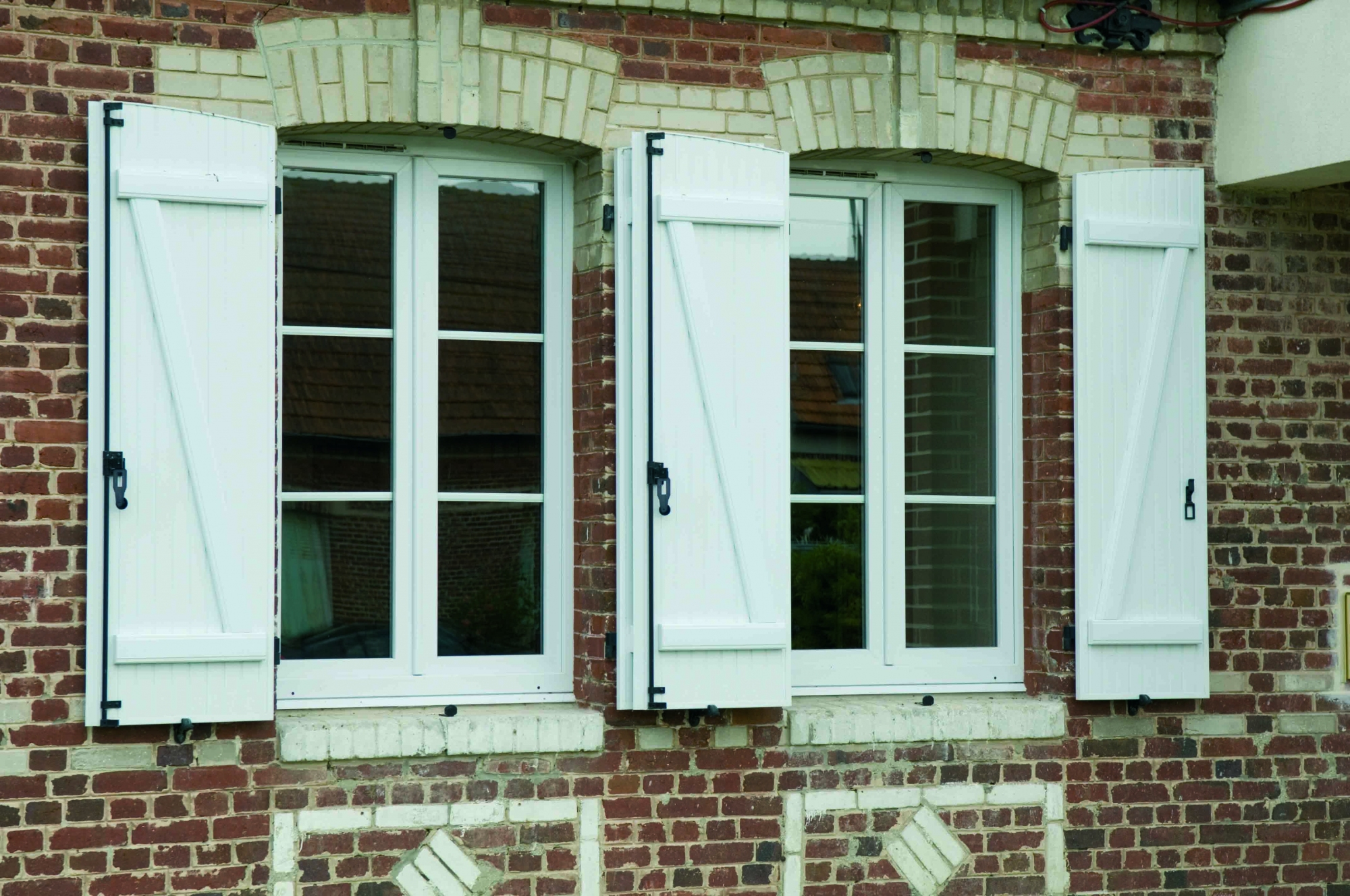 Fenetre renovation sur mesure for Fenetre en pvc blanc